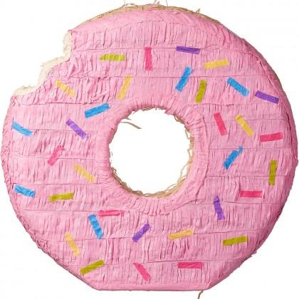Donut Conventional Pull Piñata