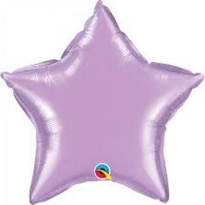 "Q 20"" Pearl Lavender MircroFoil"
