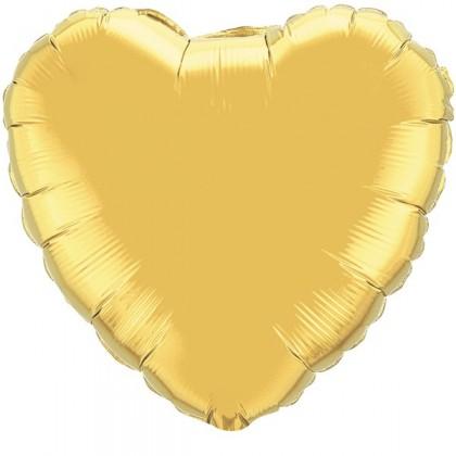 "Q 18"" Metallic Gold Solid MicroFoil"