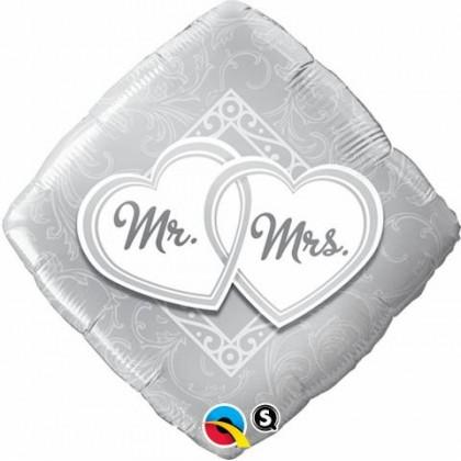 """Q 18"""" Mr.&Mrs."""