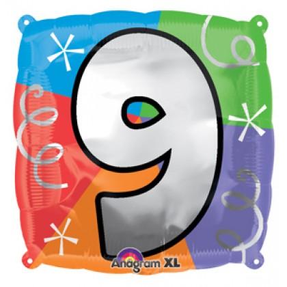 "S30 18"" Number 9 Quad Standard XL®"