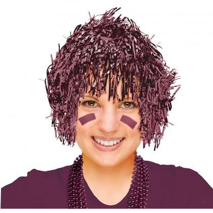 Adult/Child Fun Wigs Burgundy