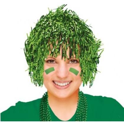 Adult/Child Fun Wigs Green