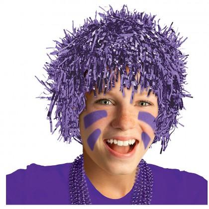 Adult/Child Fun Wigs Purple