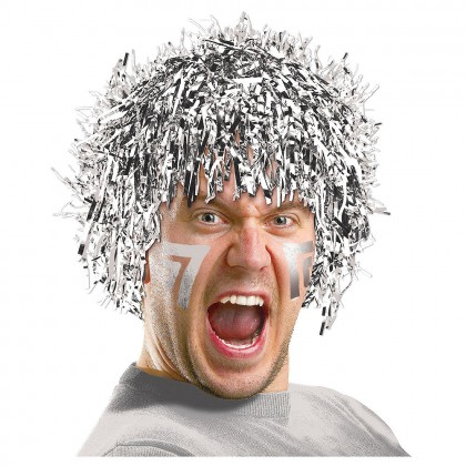 Adult/Child Fun Wigs Silver