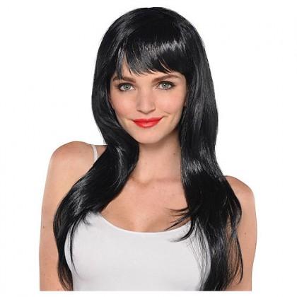 Adult/Child Glamarous Wigs Black