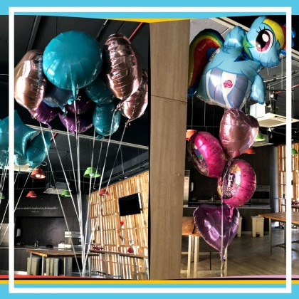Foil Balloon Package