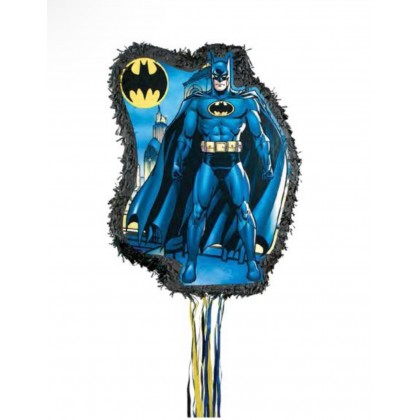 Batman™ Licensed Premium 3-D Pull Piñata