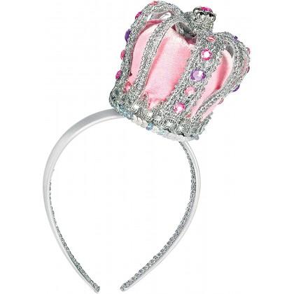Birthday Princess Tiara Fabric w/Gems