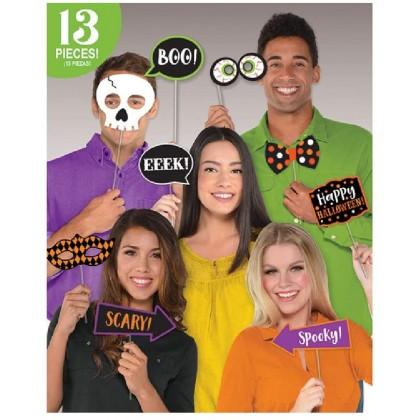 Halloween Photo Prop Kit