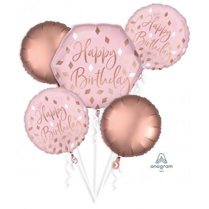 P75 Blush Birthday Bouquet