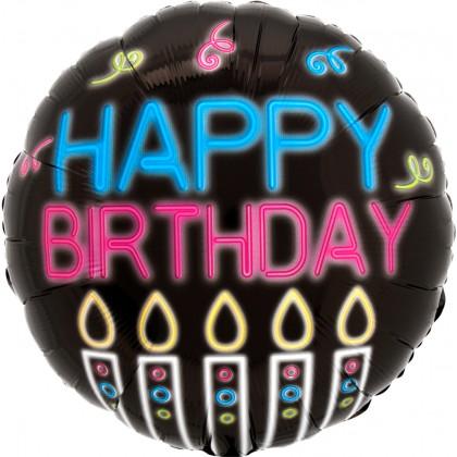 S40 Neon Birthday Standard HX®