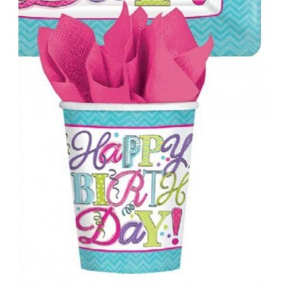 Sweet Party Cups, 9 oz.