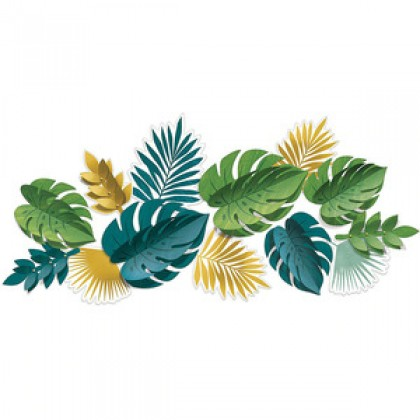 Key West Wall Decoration Foil and Paper