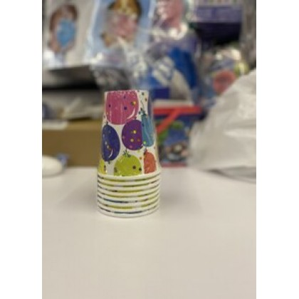 Party Balloons Cups, 9 oz.