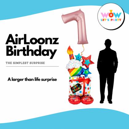AirLoonz Birthday Combo