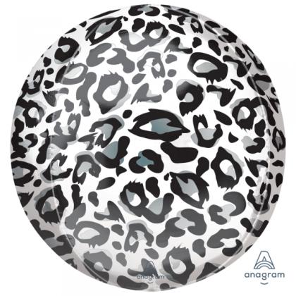 """G20 16"""" Snow Leopard Animalz Orbz® XL™"""