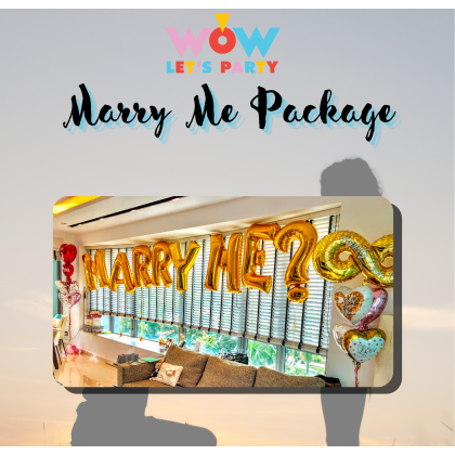 Marry Me Package